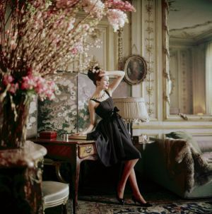 Suzanne Luling Christian Dior couture director by Mark Shaw.jpg